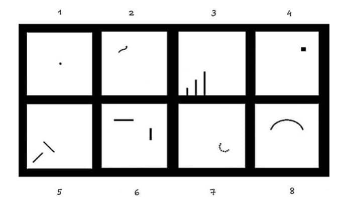 тест вартегга бланк, тест вартегга, рисуночный тест вартегга