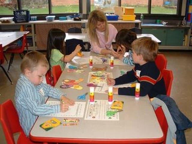 Дошкольное образование - презентации уроки и тесты для