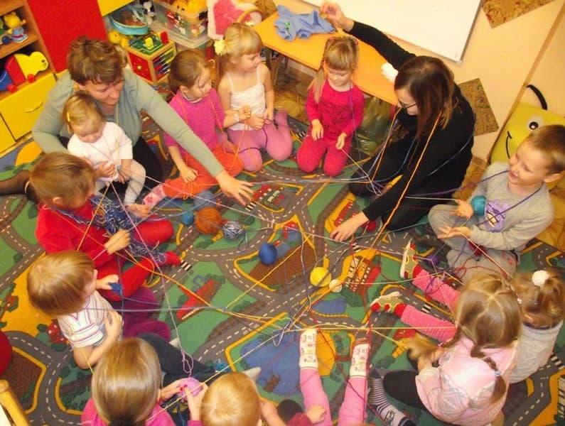 Программа сказкотерапия в детском саду